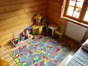 detský kútik Veľká chata